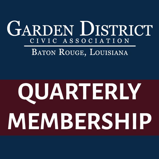 Quarterly Membership: Auto-Renew